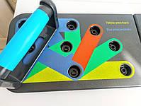 Доска для отжиманий Foldable Push Up Board 14 в 1, фото 2