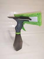 Щітка для миття вікон Easy Glass 3 in 1 Spray Window Cleaner, фото 2
