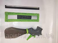 Щітка для миття вікон Easy Glass 3 in 1 Spray Window Cleaner, фото 4
