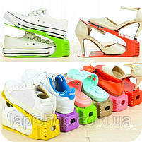 Підставки для взуття SHOES HOLDER В КОРОБЦІ (6 штук), фото 7