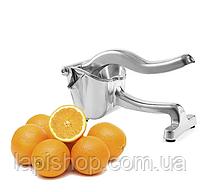 Соковыжималка ручная для фруктов с зажимом Fruit Juicer, фото 2