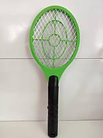 Электрическая мухобойка ловушка для мух и комаров, фото 2