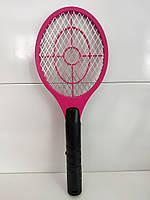 Электрическая мухобойка ловушка для мух и комаров, фото 3