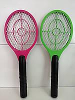 Электрическая мухобойка ловушка для мух и комаров, фото 4