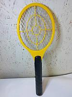 Электрическая мухобойка ловушка для мух и комаров, фото 5