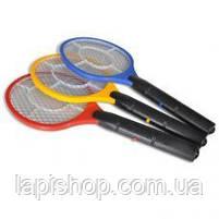Электрическая мухобойка ловушка для мух и комаров, фото 6