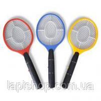 Электрическая мухобойка ловушка для мух и комаров, фото 7