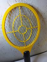 Электрическая мухобойка ловушка для мух и комаров, фото 8
