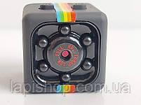 Міні камера SQ11 маленька камера з нічною зйомкою Датчик руху, фото 2