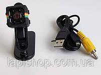 Міні камера SQ11 маленька камера з нічною зйомкою Датчик руху, фото 5