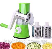Овочерізка мультіслайсер для овочів і фруктів Kitchen Master, фото 2