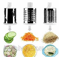 Овочерізка мультіслайсер для овочів і фруктів Kitchen Master, фото 5