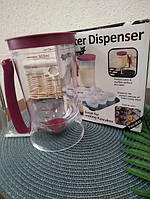 Дозатор для тіста диспенсер Batter Dispenser, фото 8