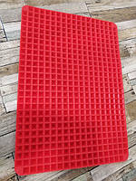 Силиконовый коврик для выпечки Pyramid Pan пирамидки, фото 9