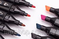 Скетч-маркеры набор маркеров для скетчинга 36шт Чёрный, фото 5