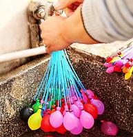 Набор шариков водяные бомбочки разноцветные, фото 2