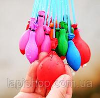 Набор шариков водяные бомбочки разноцветные, фото 4