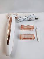 Электробритва триммер для женщин flawless body, фото 5