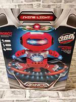 Робот детский Dance Дискоробот интерактивная игрушка, фото 3