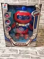 Робот детский Dance Дискоробот интерактивная игрушка, фото 4