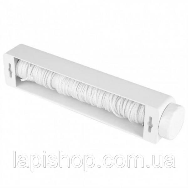 Автоматическая сушилка для белья настенная веревка lp
