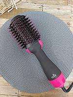 Фен-щетка для укладки волос 3в1 One Step, фото 7