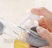 Щетка для мытья посуды и кухни 3 в 1, фото 3