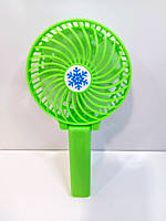 Ручной портативный вентилятор складной Mini Fan Handy SS-2, фото 7