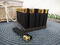 Зажигалка обычная черная, фото 3