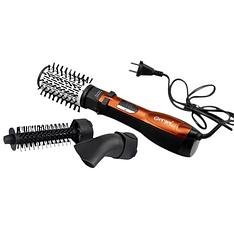 Стайлер для волос 3в1 фен щетка с насадками 1000Вт Gemei GM-4828