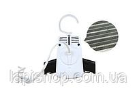 Електрична сушарка для одягу вішалка плічка, фото 3