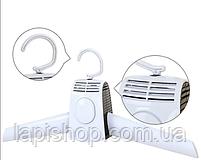 Електрична сушарка для одягу вішалка плічка, фото 4