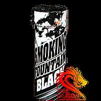Черная дымовая шашка BLACK SMOKE MA0509/BL, время: до 40 секунд, цвет дыма: черный