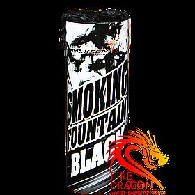 Чорна димова шашка BLACK SMOKE MA0509/BL, час: до 40 секунд, колір диму: чорний