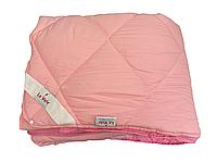Ковдра Le Vele Double Pink нанофайбер 195-215 * 2 см рожева