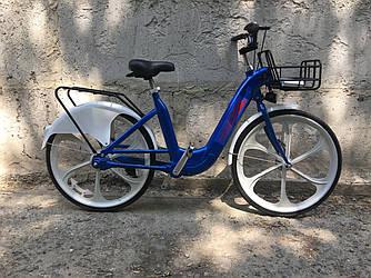 """Электровелосипед E-AZIMUT 26"""" li-ion 36V/350W, 2021"""