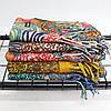 Теплый шарф двухсторонний кашемировый 134002, фото 2