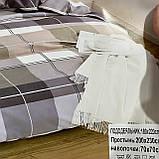 Комплект постільної білизни з фланелі комплект Розмір двоспальний 180 * 220, фото 2