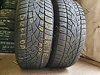 Зимние шины бу 235/60 R16 Dunlop