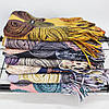Теплий шарф двосторонній кашеміровий 133006, фото 2