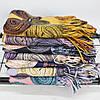 Теплый шарф двухсторонний кашемировый 133007, фото 2