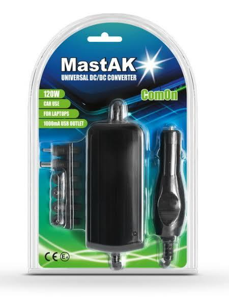 Блок живлення для ноутбуків Mastak MW-122 4U12 12-24B