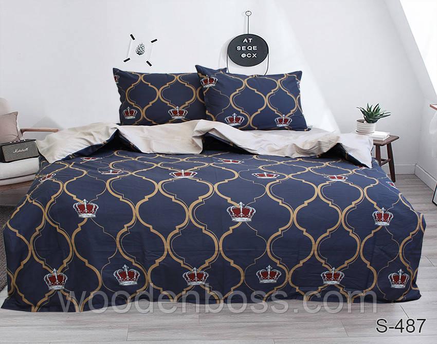 ТМ TAG Комплект постельного белья с компаньоном S487
