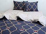 ТМ TAG Комплект постельного белья с компаньоном S487, фото 2