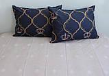 ТМ TAG Комплект постельного белья с компаньоном S487, фото 3