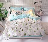 ТМ TAG Комплект постельного белья с компаньоном S455, фото 2
