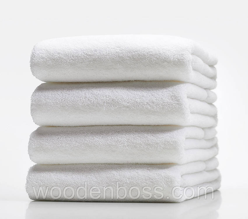 ТМ TAG Полотенце 50х90 Hotel Quality цвет: белый