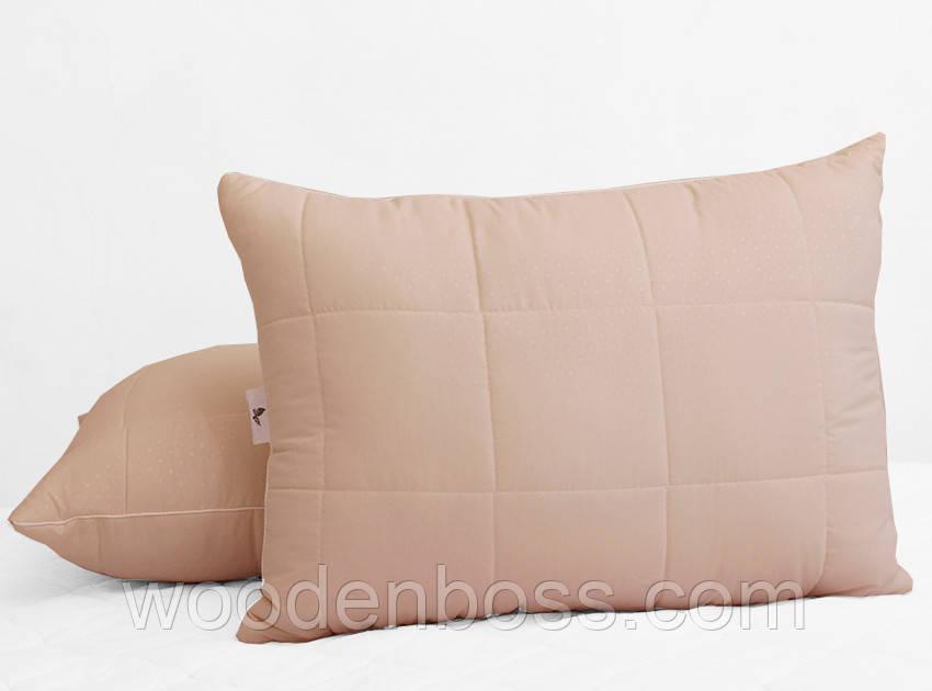 ТМ TAG Подушка лебяжий пух Pudra 70х70 (стеганная)