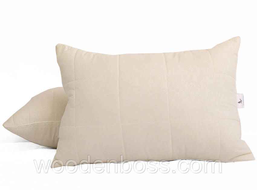 ТМ TAG Подушка лебяжий пух Venzel 70х70 (стеганная)