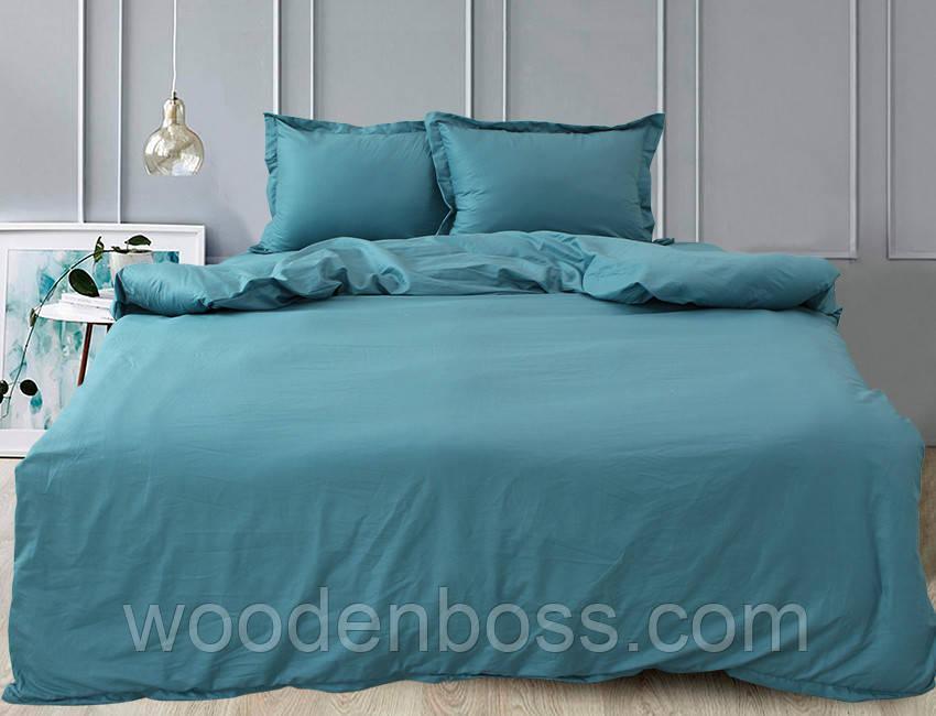 ТМ TAG Комплект постельного белья Blue Sea Wave